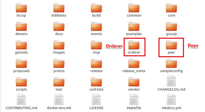 16-HyperLedger-Fabric实战-手动搭建fabric网络-编译源码方式