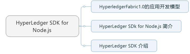 18-HyperLedger-Fabric基础-HyperLedger SDK for Node.js 简介